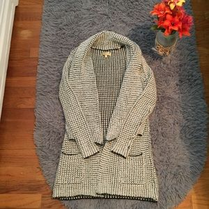 Princess Vera Wang Chunky Waffle Knit Sweater